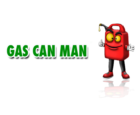 Gas Can Man Says...
