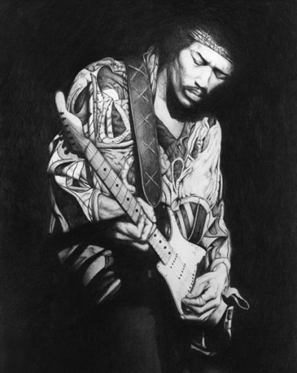 Hendrix Pencil