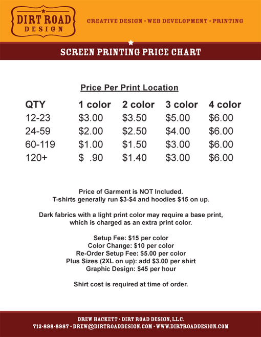 dirt-road-screenprinting-price-list