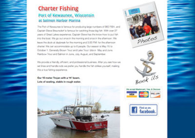 Jaws II Charters