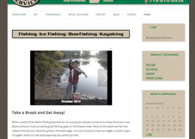 Malm Fishing Services